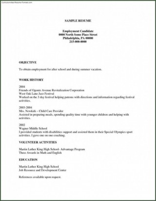 002 Unforgettable Free Basic Resume Template Example  Sample Download For Fresher Microsoft Word 2007320