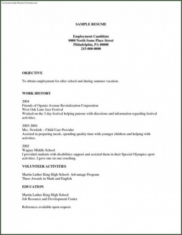 002 Unforgettable Free Basic Resume Template Example  Sample Download For Fresher Microsoft Word 2007360