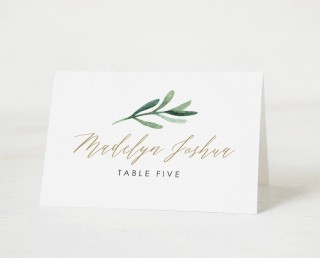 002 Unforgettable Free Place Card Template Word Sample  Blank Microsoft Wedding Name320