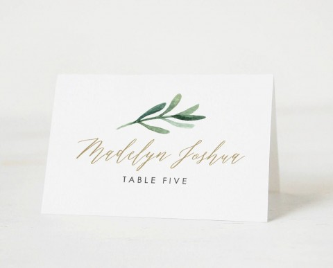 002 Unforgettable Free Place Card Template Word Sample  Blank Microsoft Wedding Name480