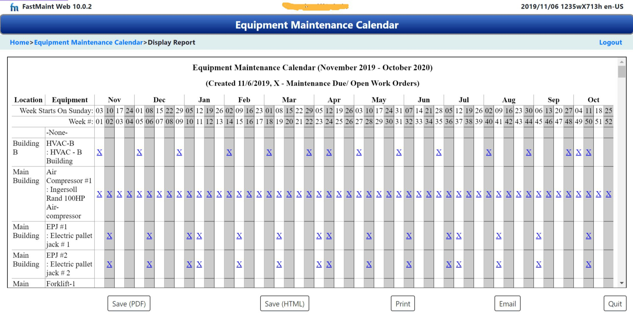 002 Unforgettable Preventive Maintenance Template Excel Download Inspiration  ComputerFull