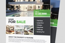 002 Unforgettable Real Estate Advertising Template Photo  Ad Newspaper Classified
