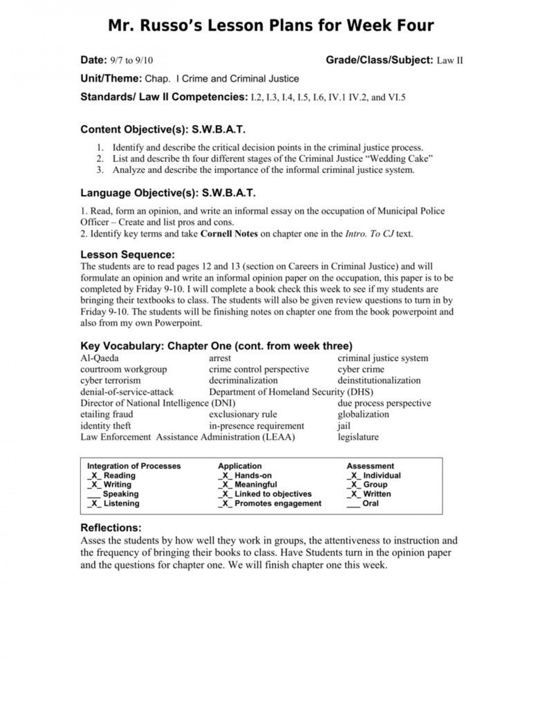 002 Unforgettable Siop Lesson Plan Template 1 Inspiration  Example First Grade Word Document 1st1920