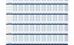 002 Unique Free Excel Monthly Employee Schedule Template Picture  Download