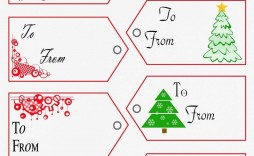 002 Unique Free Printable Christma Tent Card Template Design  Templates