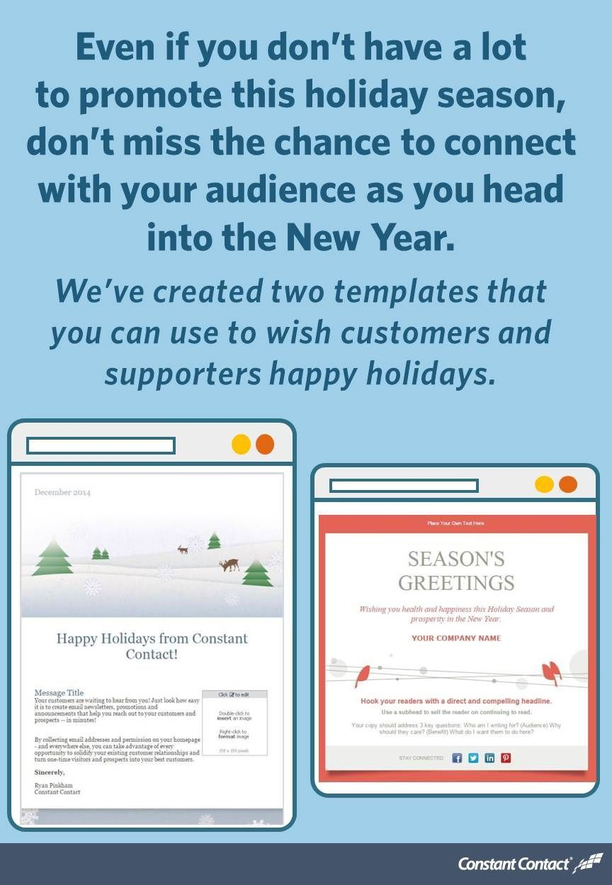 002 Unique Holiday E Mail Template Photo  Templates Mailchimp EmailFull