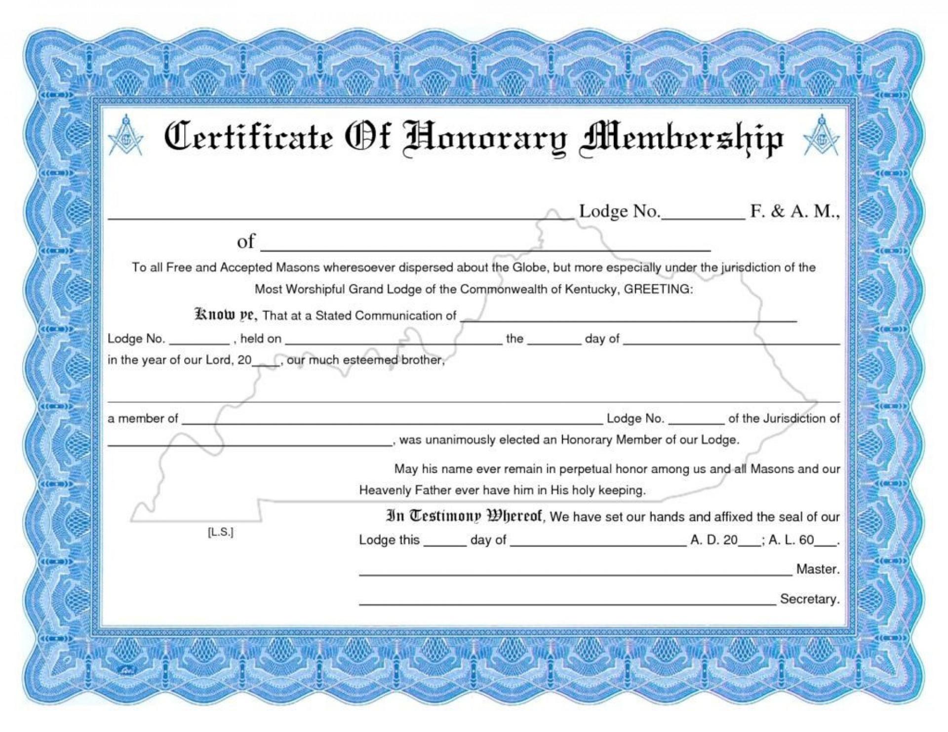 002 Unique Llc Membership Certificate Template Highest Clarity  Interest Free Member1920