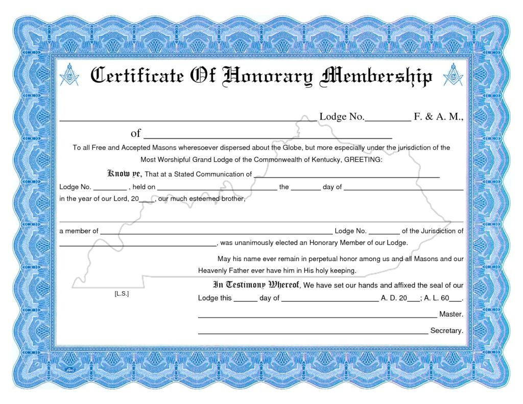 002 Unique Llc Membership Certificate Template Highest Clarity  Interest Free MemberFull