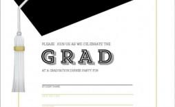002 Unique Microsoft Word Graduation Invitation Template High Definition  Templates Party