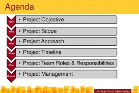 002 Unique Project Management Kickoff Meeting Agenda Template High Def