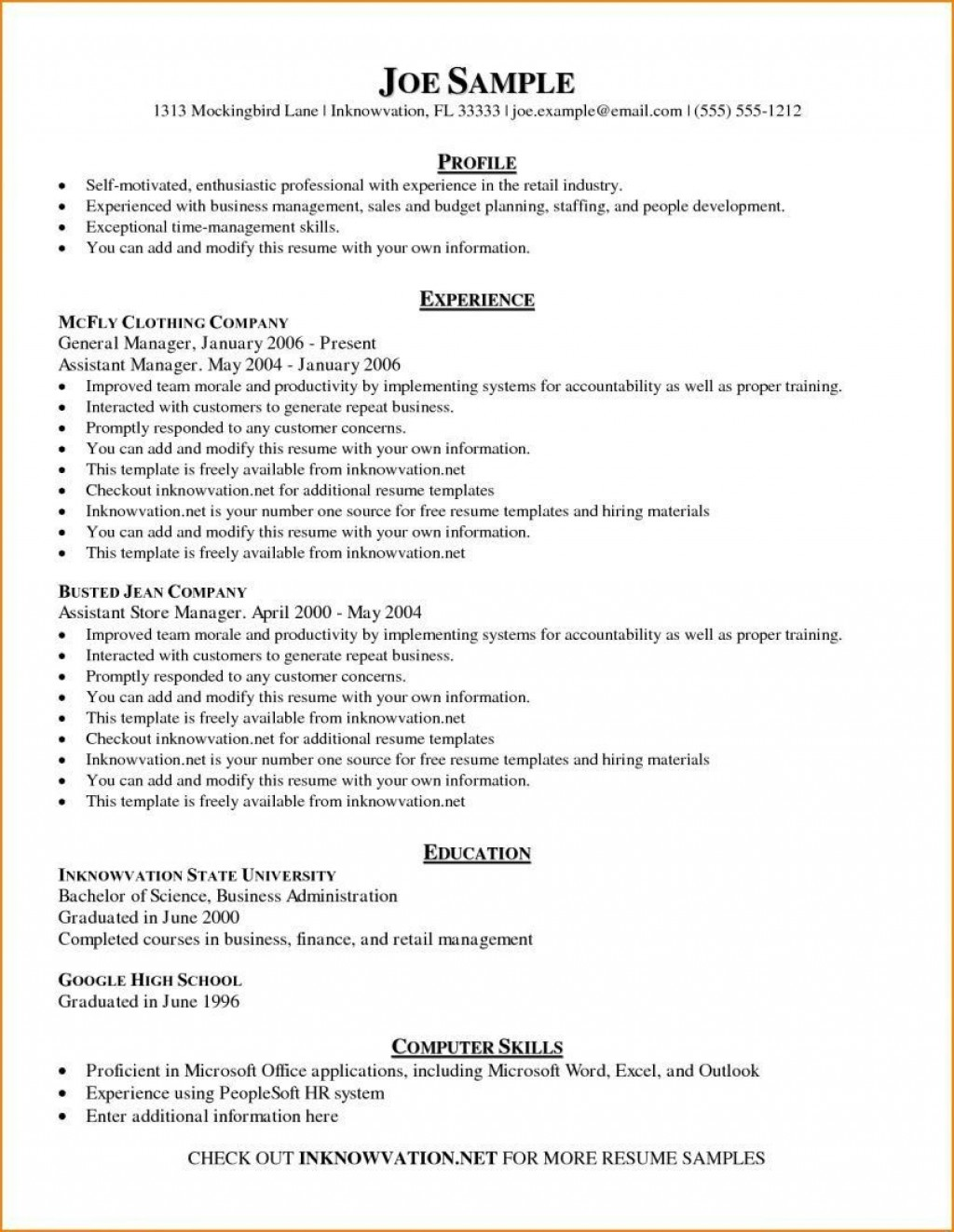 002 Unique Skill Based Resume Template Microsoft Word High Resolution Large