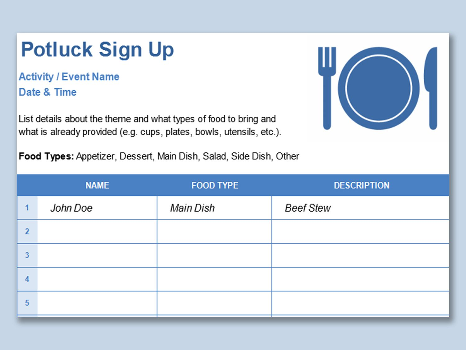 002 Unique Template For Sign Up Sheet High Resolution  Visitor In Excel Download OnFull
