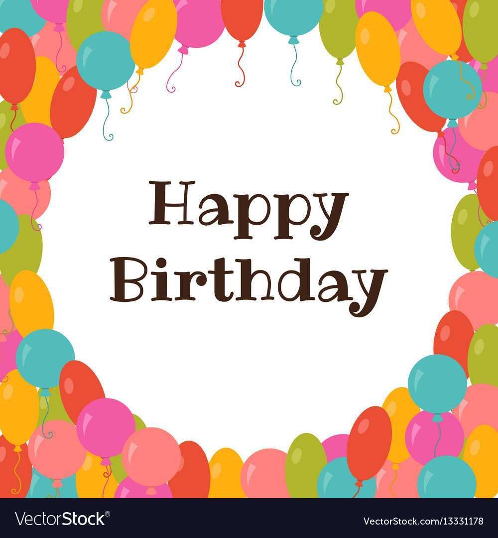 002 Unusual Birthday Card Template Photoshop Image  Greeting Format 4x6 FreeFull