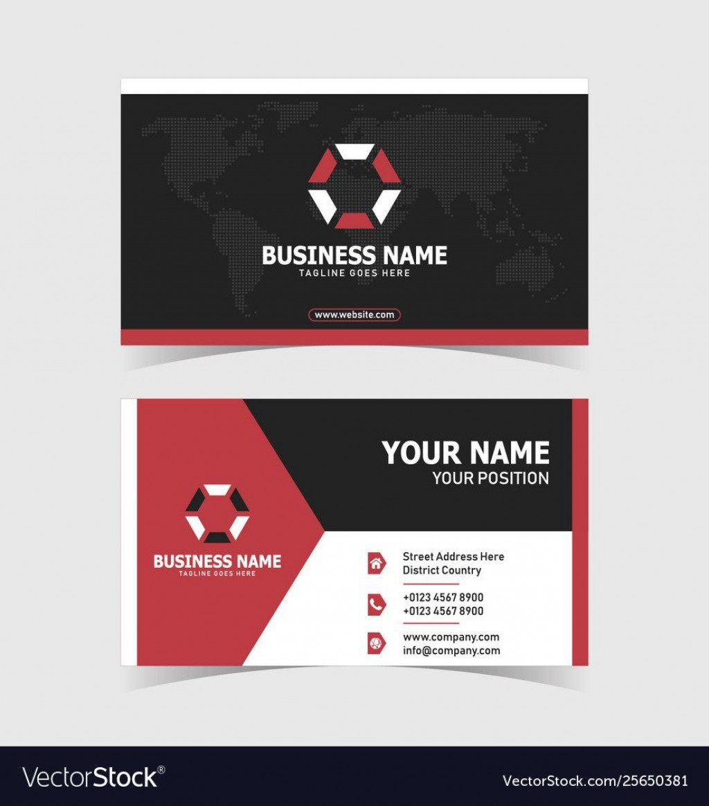 002 Unusual Double Sided Busines Card Template Inspiration  Templates Word Free Two MicrosoftLarge