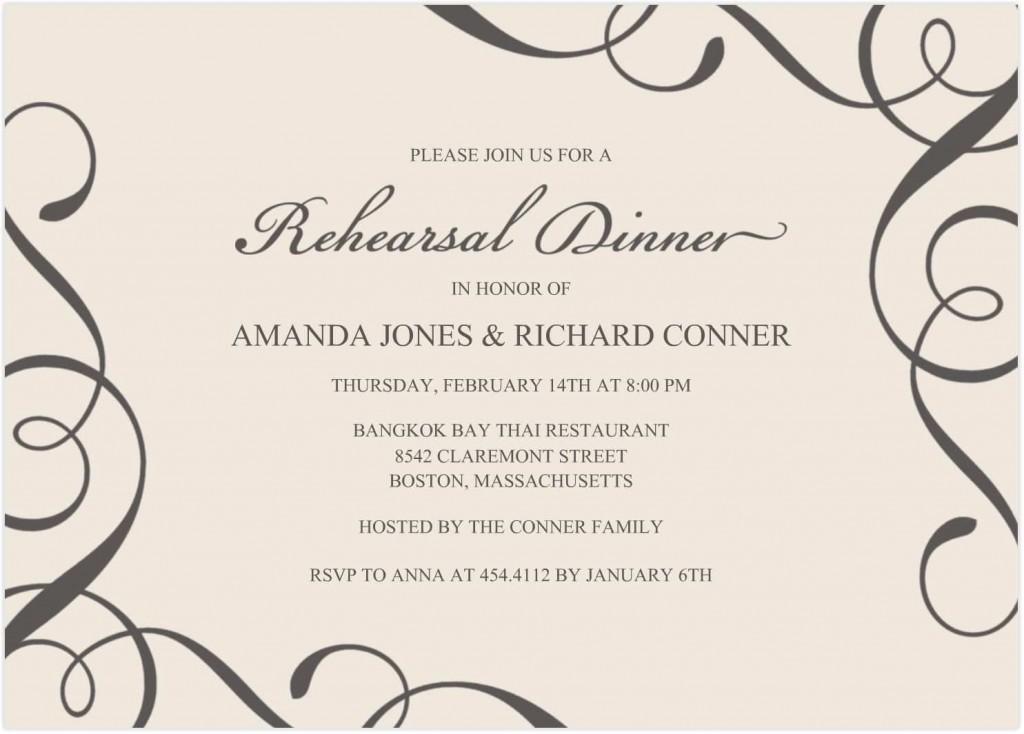 002 Unusual Free Dinner Invitation Template Picture  Templates Rehearsal Printable Italian ThanksgivingLarge