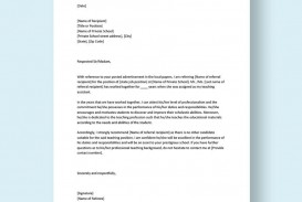002 Unusual Free Reference Letter Template Download Image