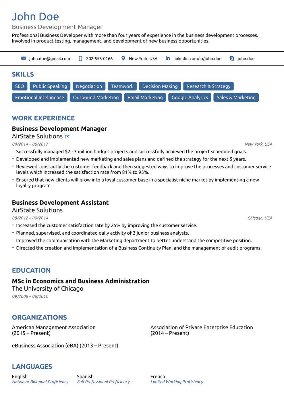 002 Unusual Functional Resume Template Free Photo Full