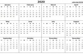 002 Unusual Microsoft Calendar Template 2020 Concept  Publisher Office Free