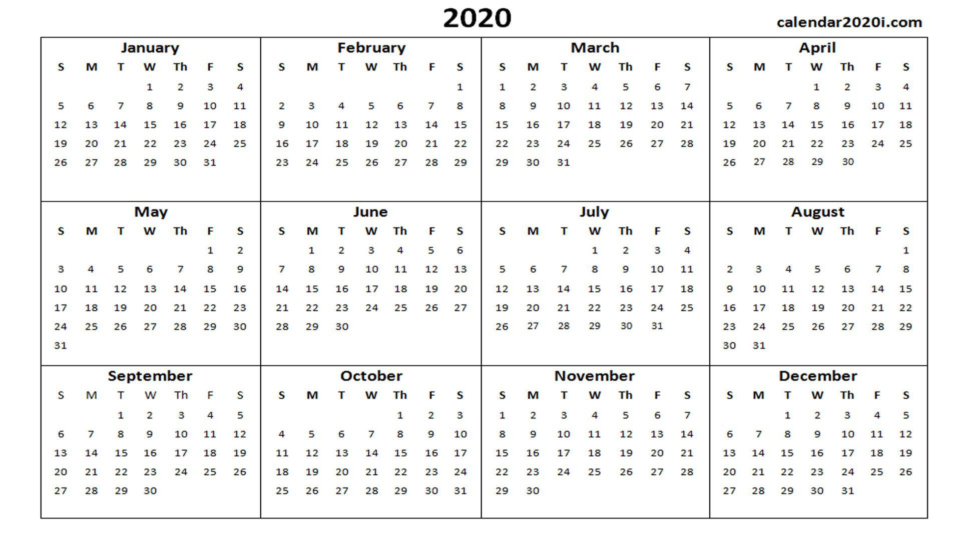 002 Unusual Microsoft Calendar Template 2020 Concept  Publisher Office FreeFull