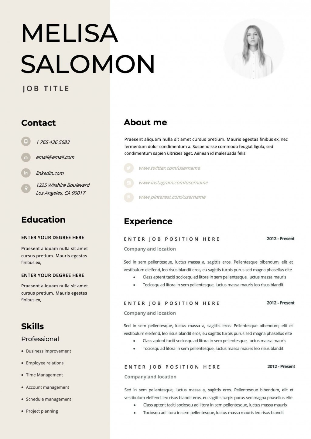 002 Unusual Teacher Resume Template Free Photo  Cv Word Download Editable Format DocLarge