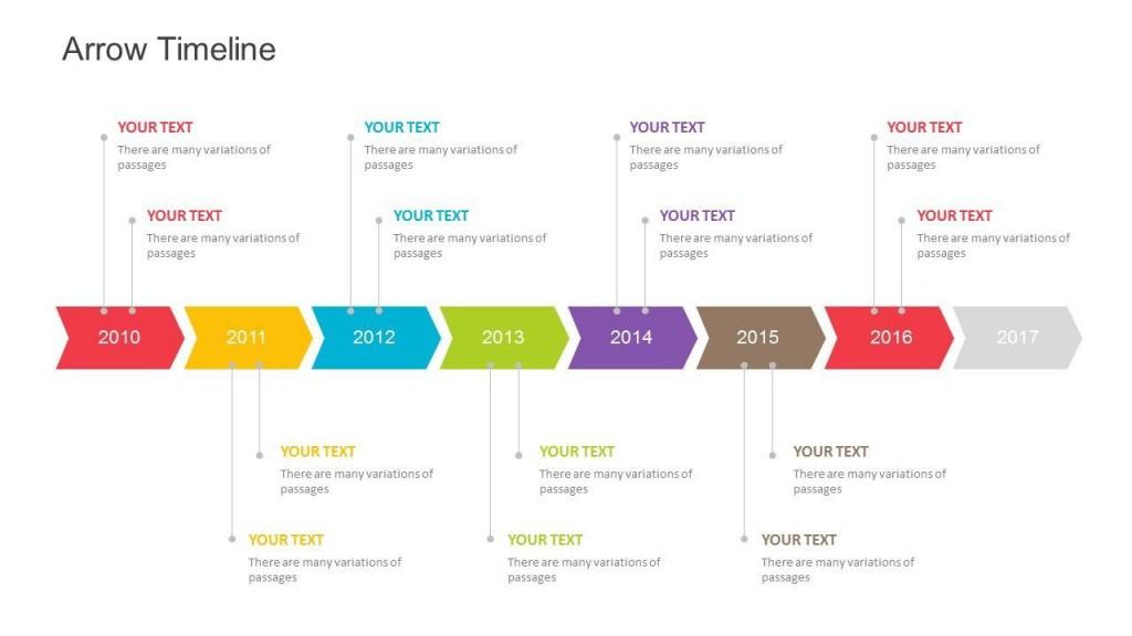 002 Unusual Timeline Presentation Template Free Download Sample Large