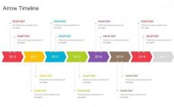 002 Unusual Timeline Presentation Template Free Download Sample