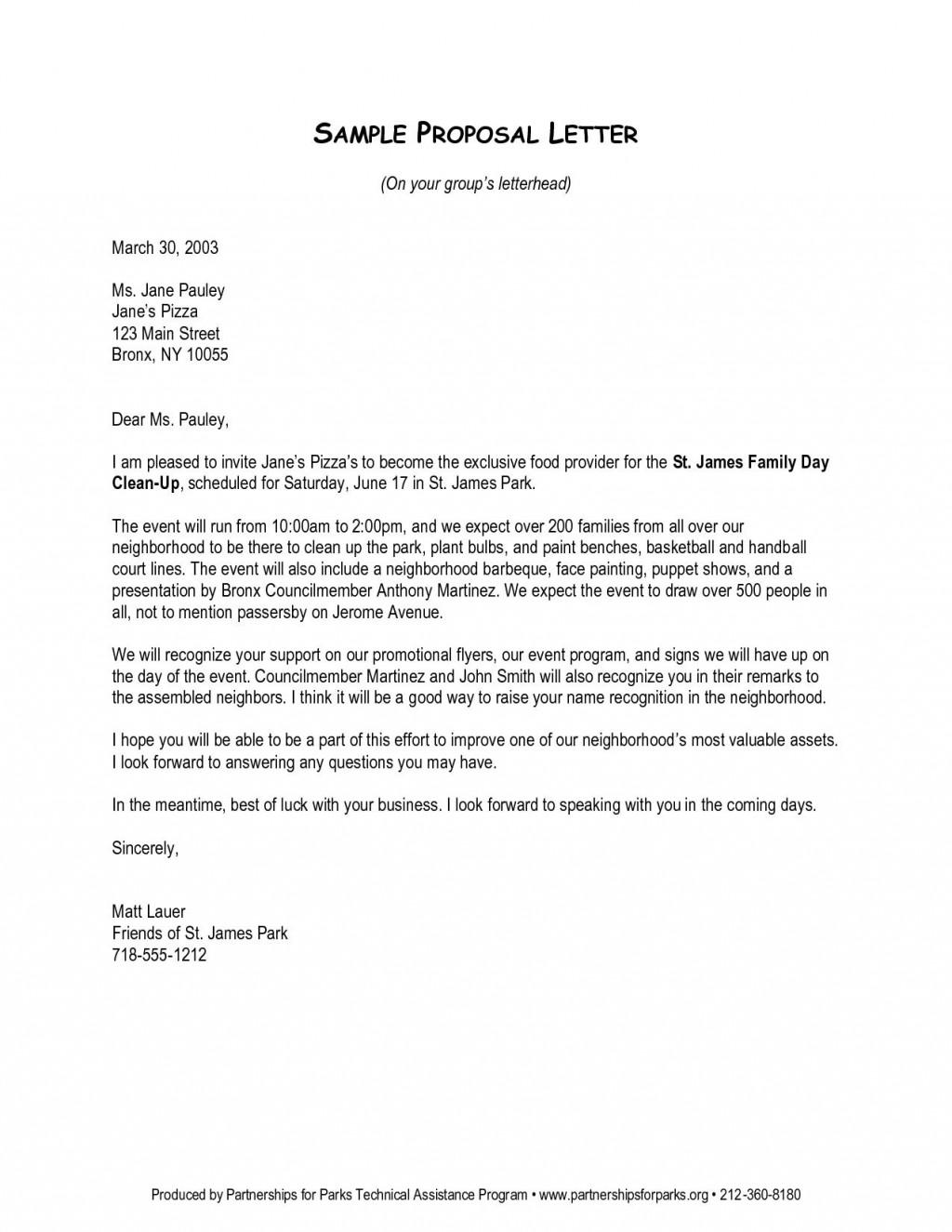 002 Wonderful Busines Proposal Letter Template High Resolution  Free DownloadLarge