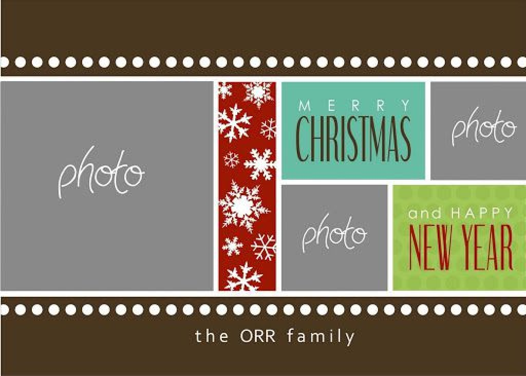 002 Wonderful Free Photo Christma Card Template Design  Templates For Photoshop OnlineLarge