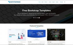 002 Wonderful Free Web Template Download Html And Cs For Busines Concept  Business Website Responsive With