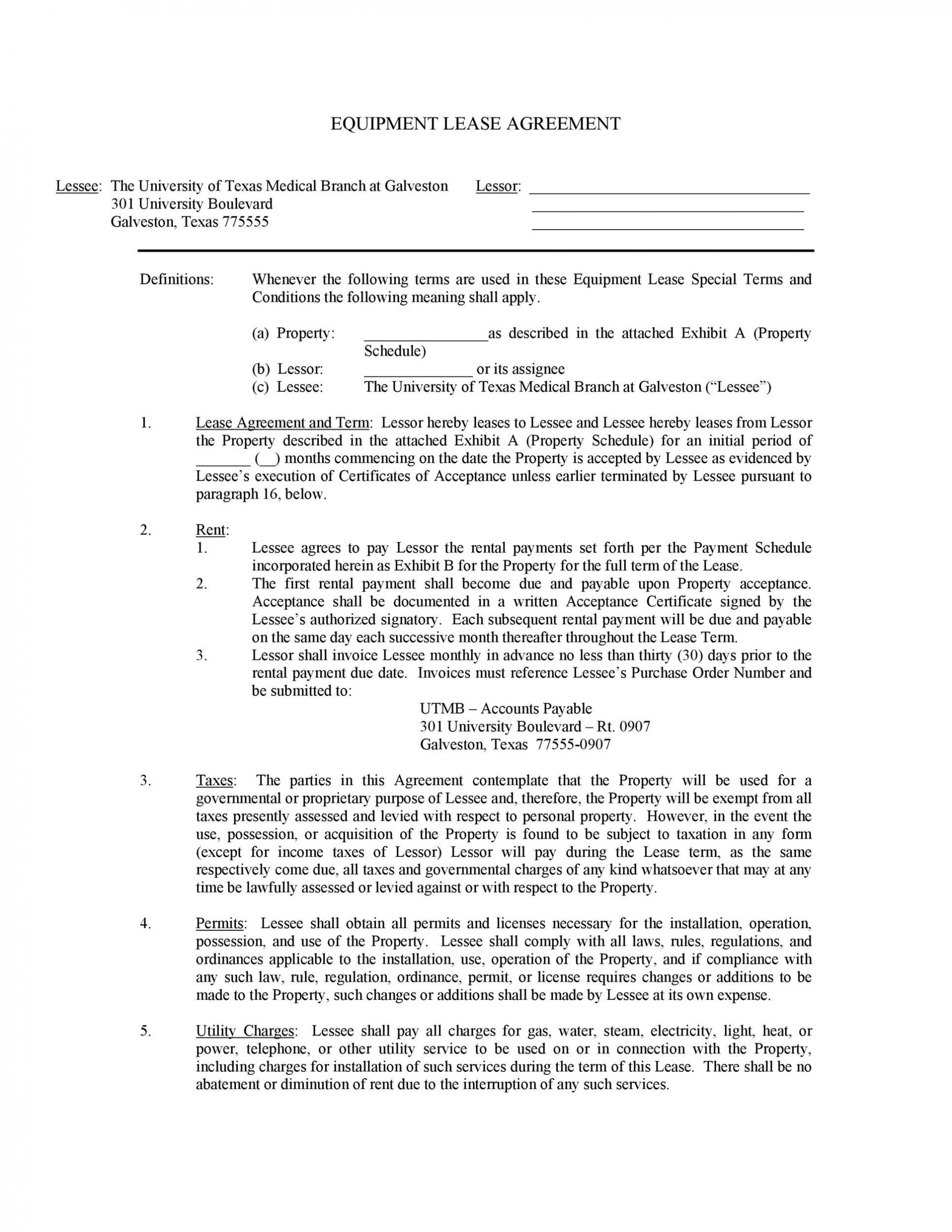 002 Wonderful Lease Agreement Template Word India Concept  Rental1920