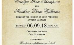 002 Wonderful Sample Wedding Invitation Template Highest Quality  Templates Wording Card