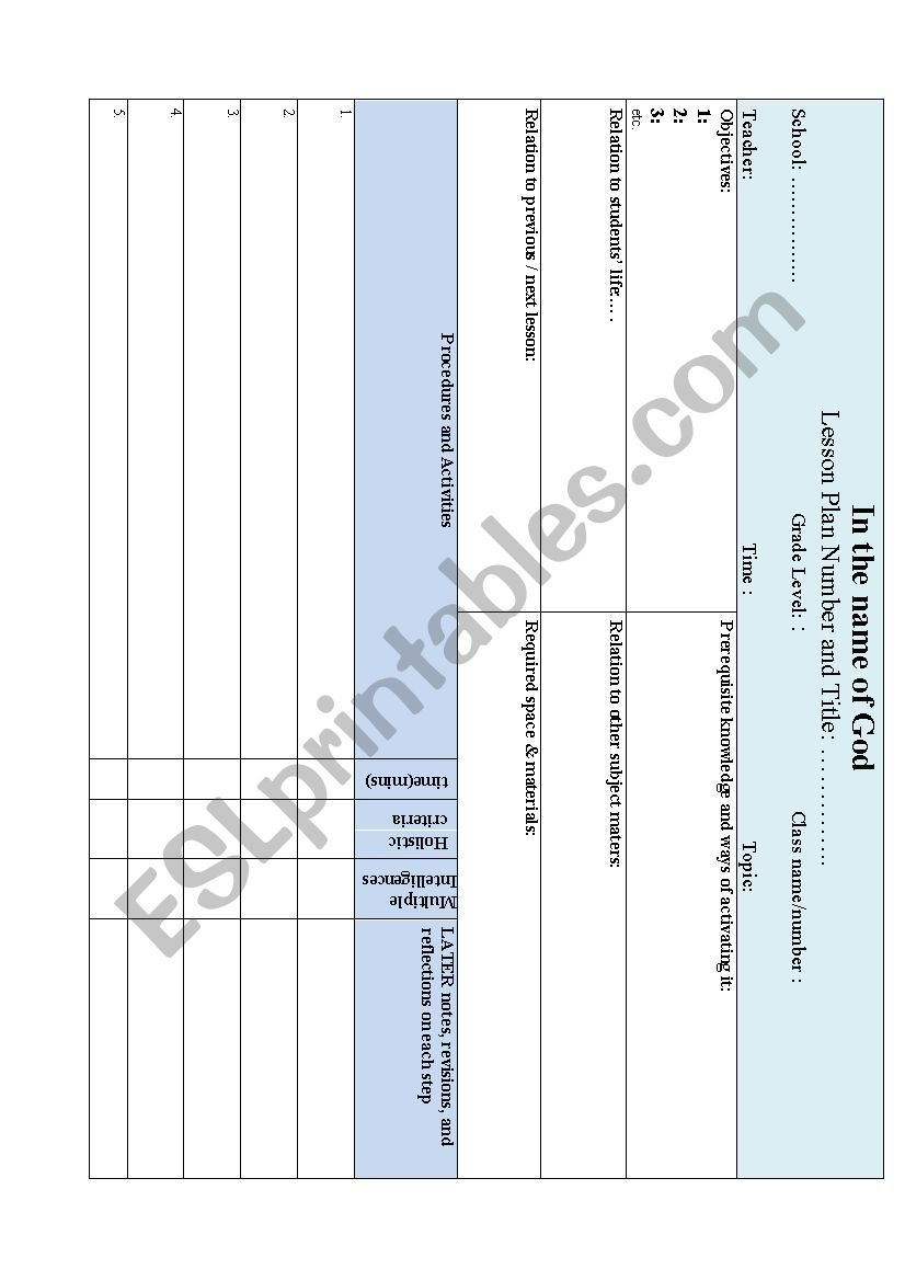 002 Wonderful Unit Lesson Plan Template Design  Word Thematic Example PdfFull