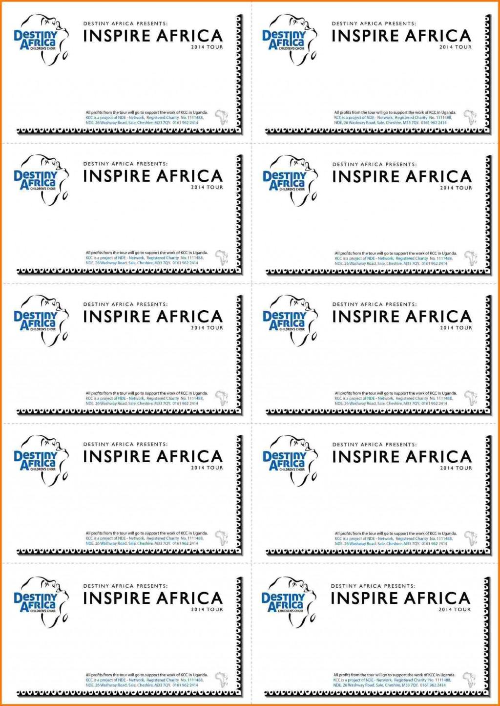002 Wonderful Word Raffle Ticket Template Idea  2010 Free Printable MicrosoftLarge