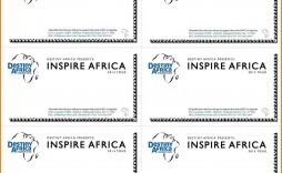 002 Wonderful Word Raffle Ticket Template Idea  2010 Free Printable Microsoft