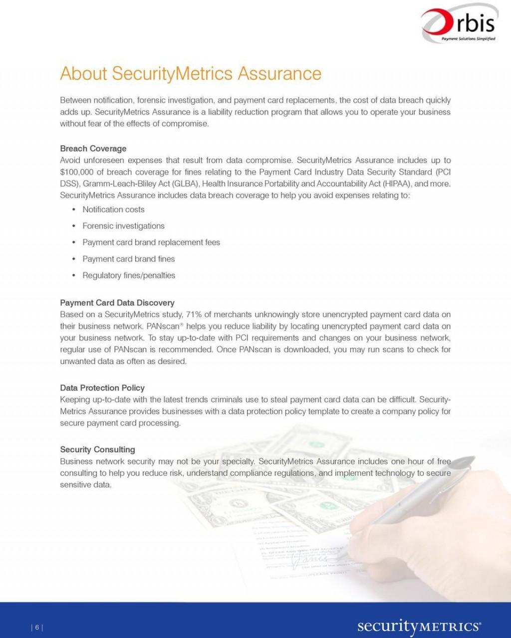 002 Wondrou Data Security Policy Template Example  Uk Center GdprLarge