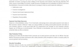 002 Wondrou Data Security Policy Template Example  Uk Center Gdpr