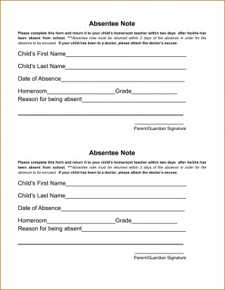 002 Wondrou Doctor Excuse Template For Work Image  Note Missing320