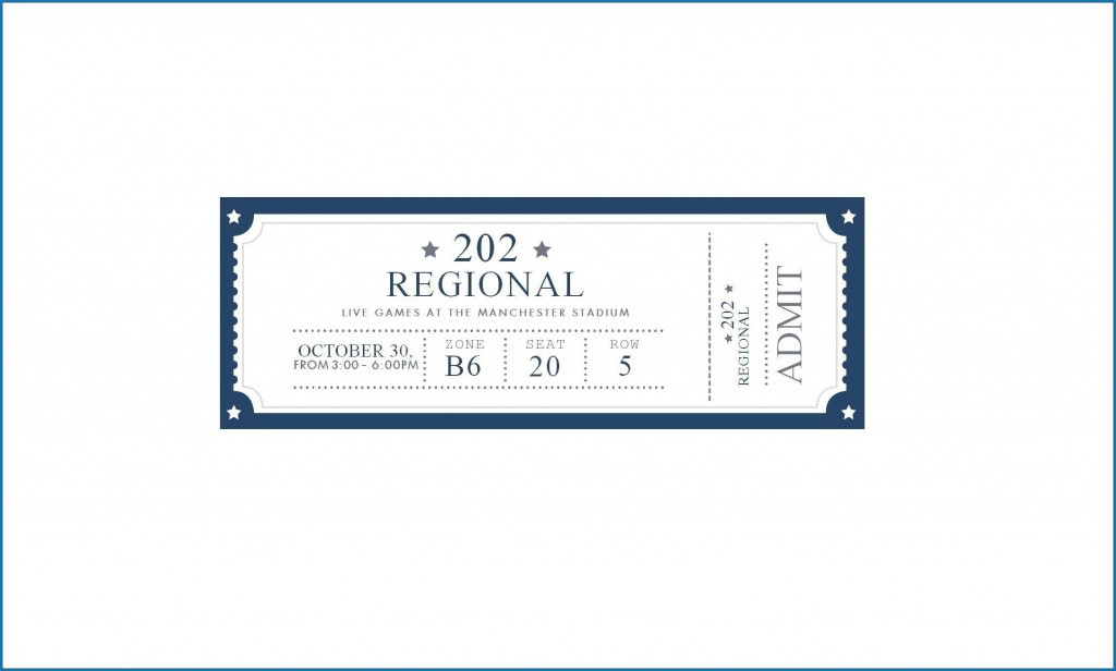 002 Wondrou Editable Ticket Template Free High Definition  Word Airline RaffleLarge