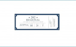 002 Wondrou Editable Ticket Template Free High Definition  Word Airline Raffle