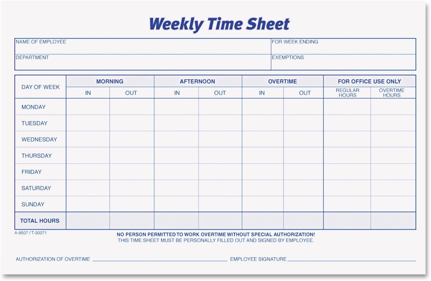 002 Wondrou Employee Time Card Sheet Picture  Template Free ExcelFull