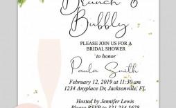 002 Wondrou Free Bridal Shower Invite Template Picture  Invitation For Word Wedding Microsoft