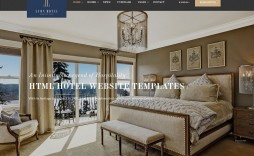 002 Wondrou Hotel Website Template Html Free Download Photo  With Cs Responsive Jquery And Restaurant