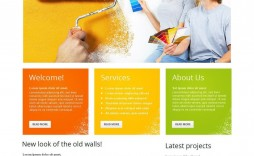 002 Wondrou Painting Website Html Template Free Download Picture