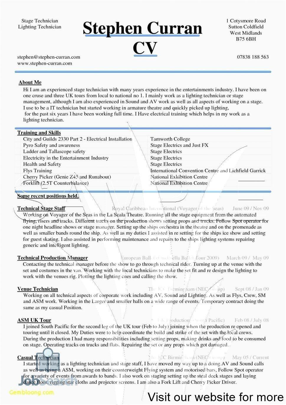 002 Wondrou Professional Cv Template Free Word Example  Uk Best Resume DownloadFull