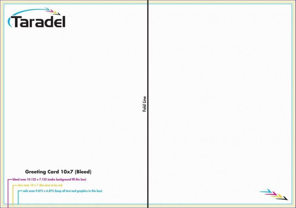 002 Wondrou Quarter Fold Greeting Card Template Word Idea Large