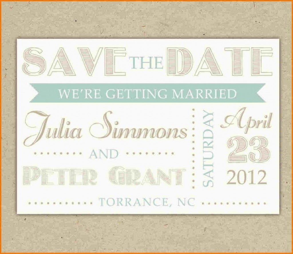 002 Wondrou Save The Date Template Word Inspiration  Free Customizable For Holiday PartyLarge