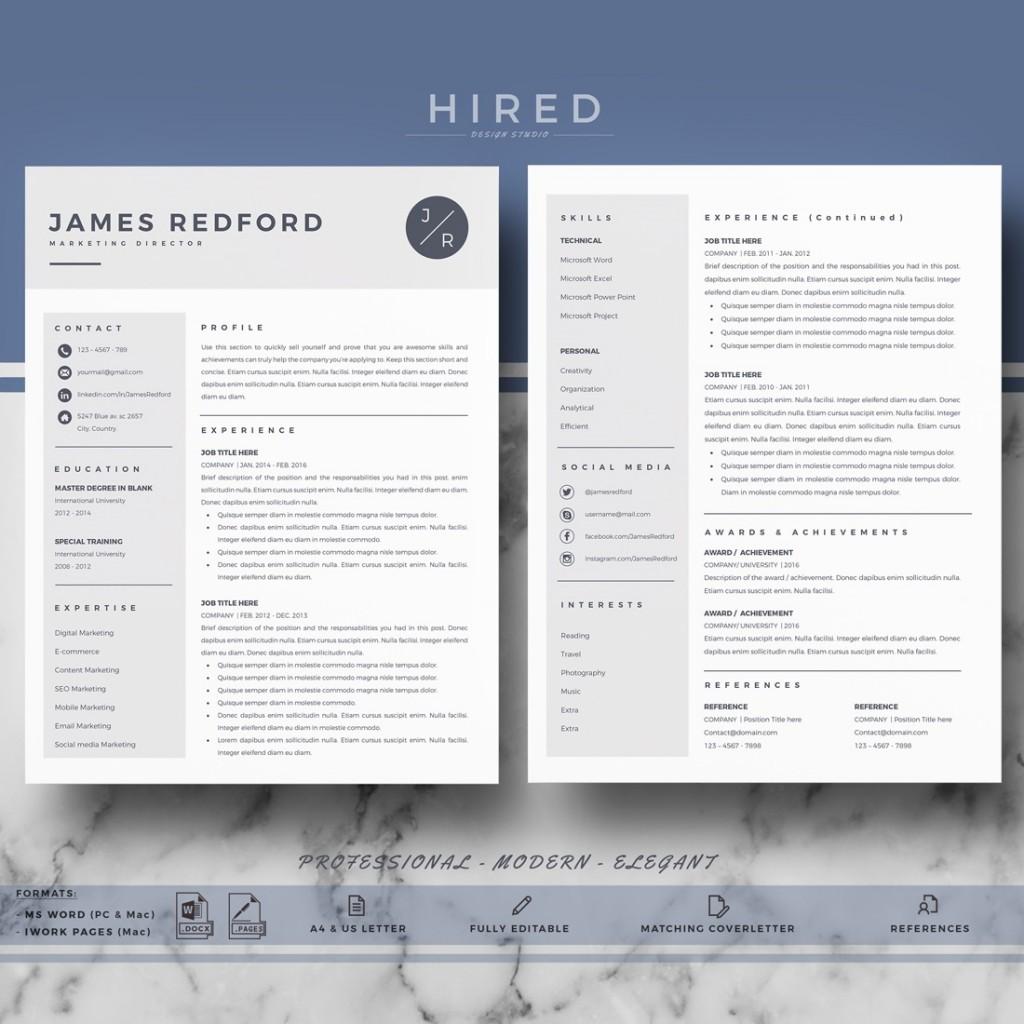 002 Wondrou Word Resume Template Mac Concept  2011 Free MicrosoftLarge