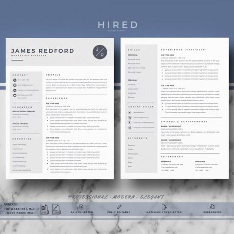 002 Wondrou Word Resume Template Mac Concept  2011 Free Microsoft480
