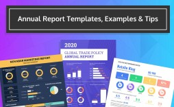 003 Amazing Annual Report Design Template Sample  Templates Word Timeles Free Download In