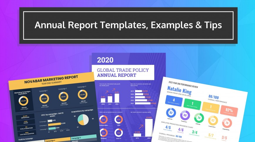 003 Amazing Annual Report Design Template Sample  Templates Free Download Indesign Vector